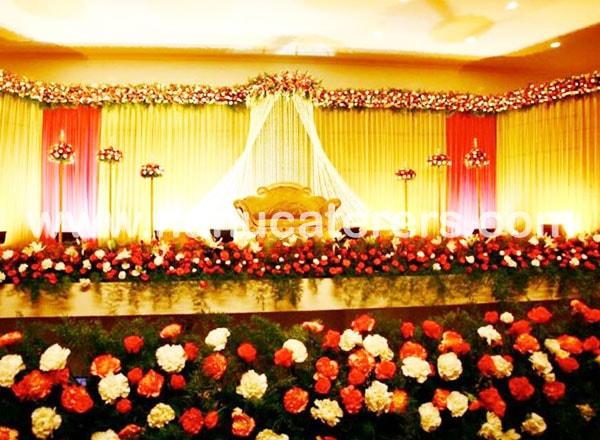 Christian wedding stage decoration ernakulam wedding decorations nunu caterers wedding decorations kayamkulam mavelikkara kattanam alappuzha kerala junglespirit Image collections